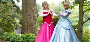Be a Portland Princess Party Performer!