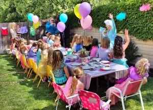 Princess Parties in Portland