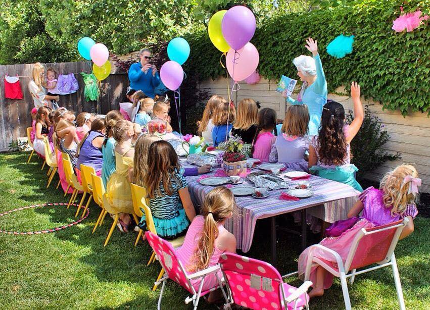 Portland Princess Party Character Visits And Birthday Parties For Childrens Entertainment