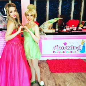 Fairy Parties in Portland