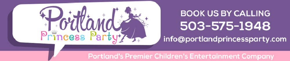 Portland Princess Party Character Visits And Birthday Parties For