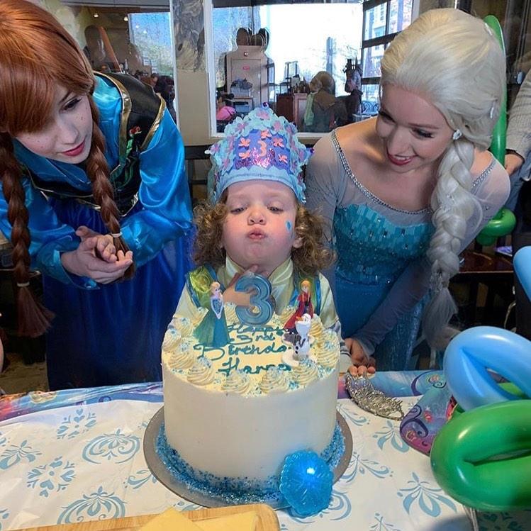 Portland Princess Party